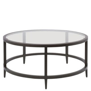 Azimuth Linear Cocktail Table