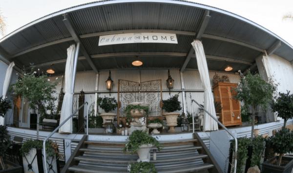 Cabana Home Santa Barbara Street View