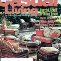 Casual Living- cover