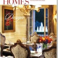 California Homes- cover