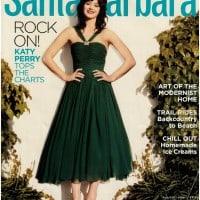 Santa Barbara Magazine- cover