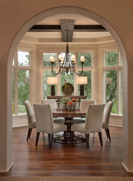 Formal Dining Room - Santa Maria, CA Estate - Designed by Cabana Home