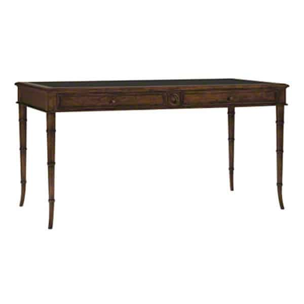 Baker Writing Desk By Milling Road Cabana Home