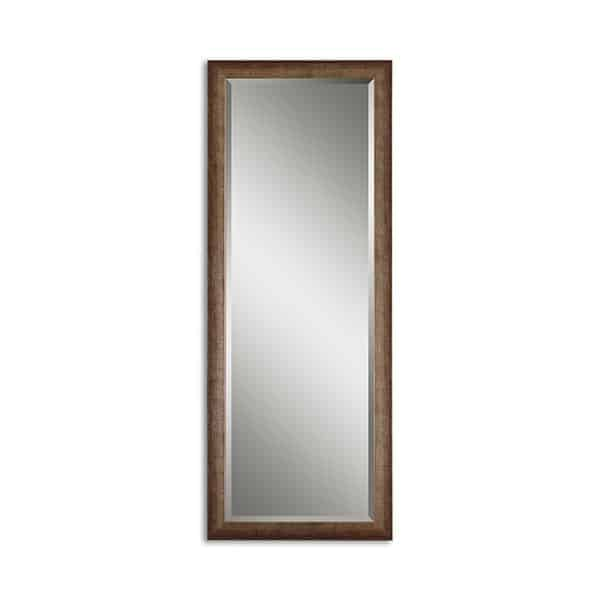 Rectangular Burnished Mirror