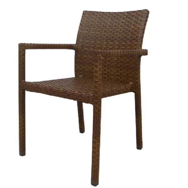 St Barths Dining Arm Chair Stackable