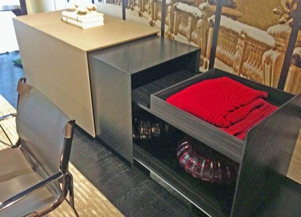 9 Fendi SYMI Cabinet- Right Side open