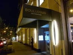 Daniel Boulud's BOULUD SUD Restaurant