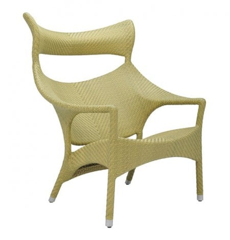 Amari High Back Lounge Chair 4 Finishes Available