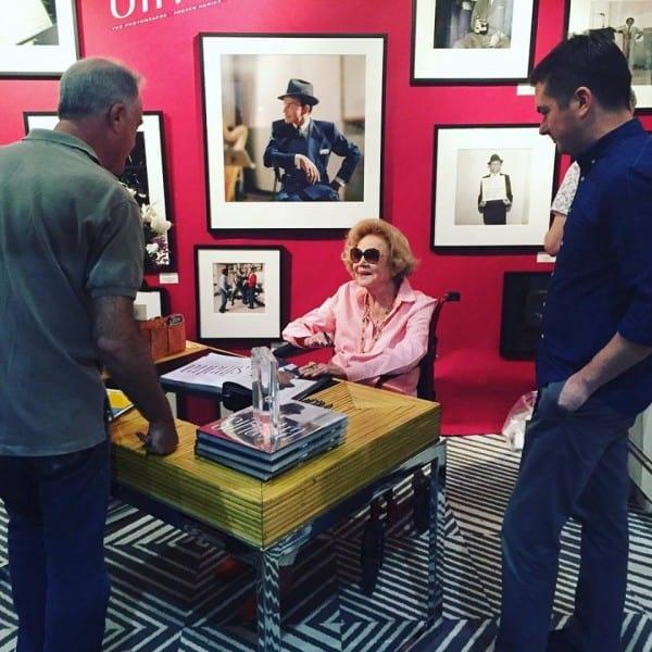 12 Barbara Sinatra has arrived at @palmsprings_mod