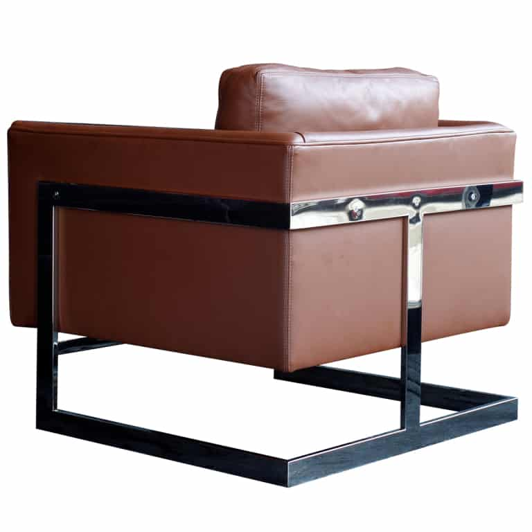 Shop. Shop Quick Ship Milo Baughman U201cTu201d Chair