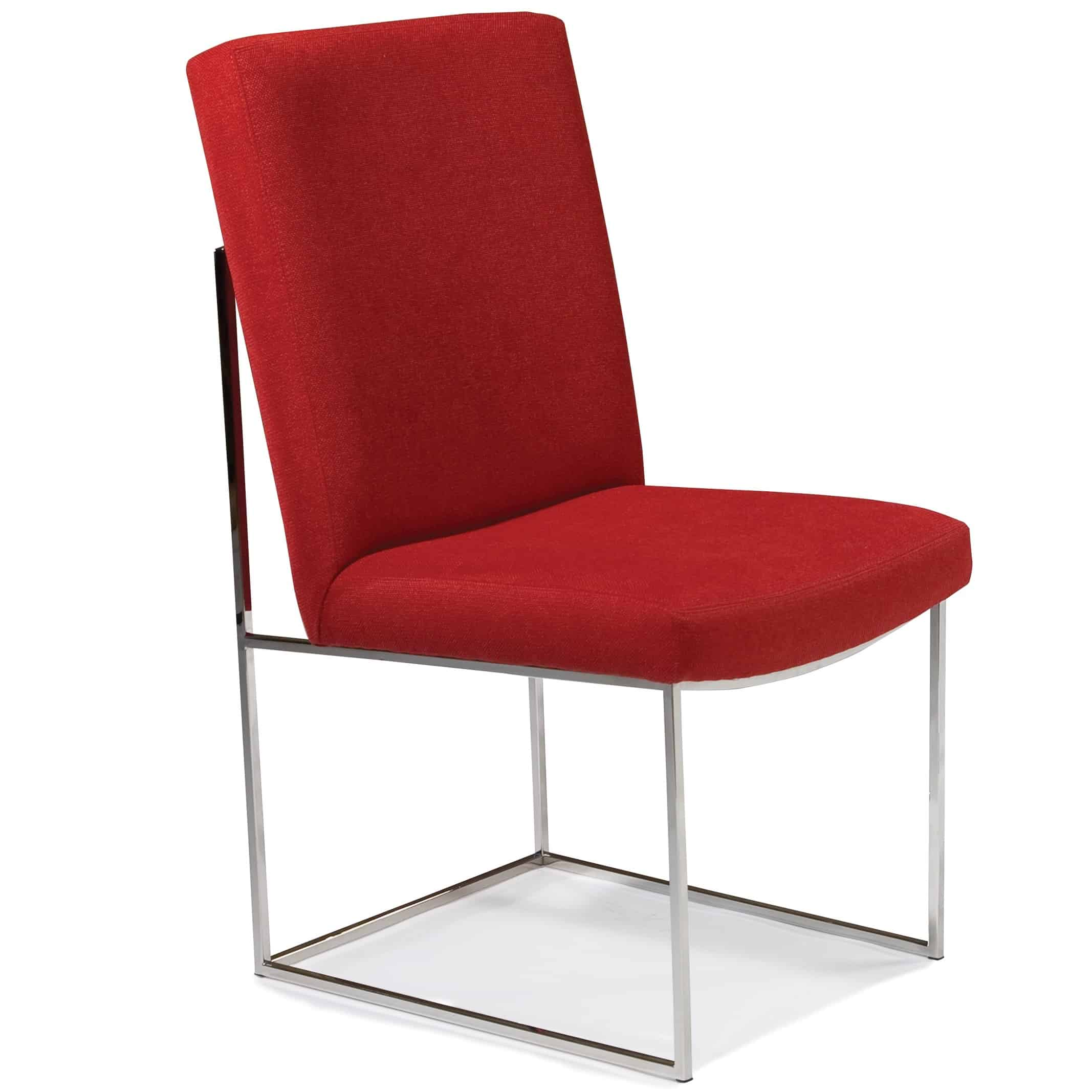 Milo Baughman Design Classic Armless Dining Chair Cabana Home