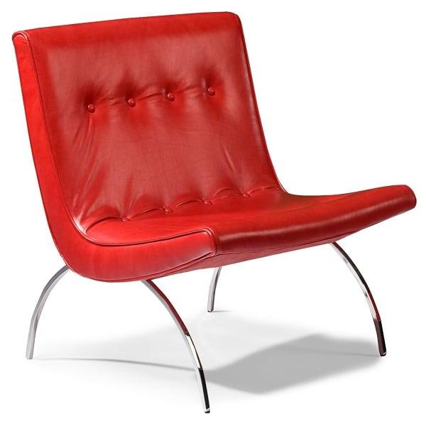 Good Milo Baughman U201cScoopu201d Chair