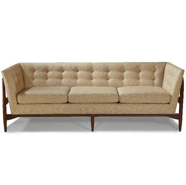 Shop. Shop Milo Baughman U201cButton Upu201d Sofa
