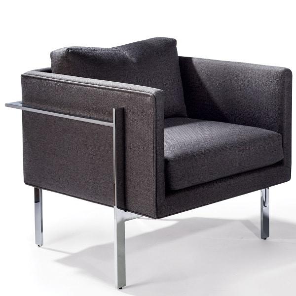 Milo Baughman DropIn Chair Cabana Home