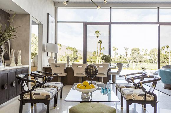 6 Michael Berman created an expansive, open-plan living area 4