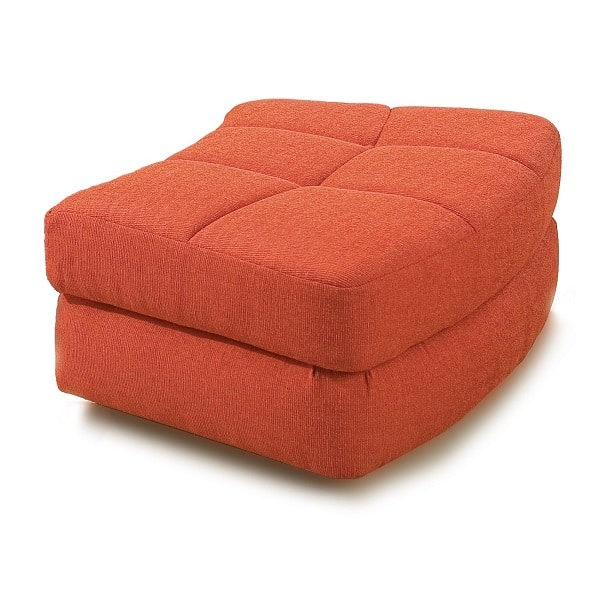 Peachy Milo Baughman Ottoman For Swivel Tub Chair Camellatalisay Diy Chair Ideas Camellatalisaycom