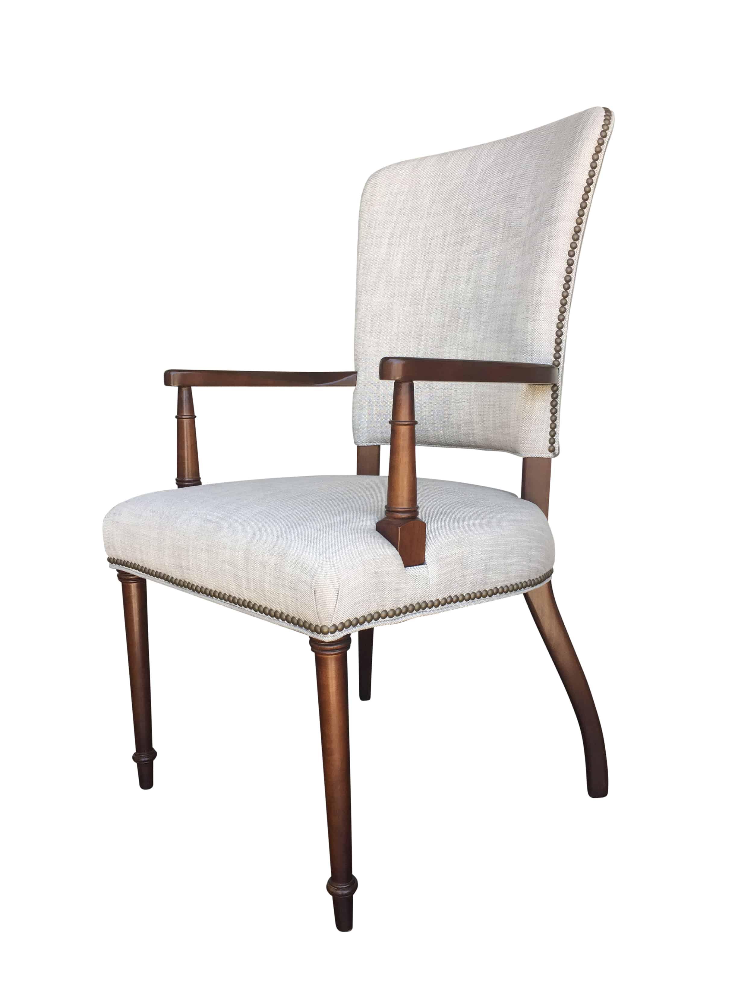 Mr Amp Mrs Howard Stiletto Arm Chair Cabana Home
