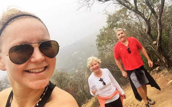 Hiking Montecito Peak in Santa Barbara