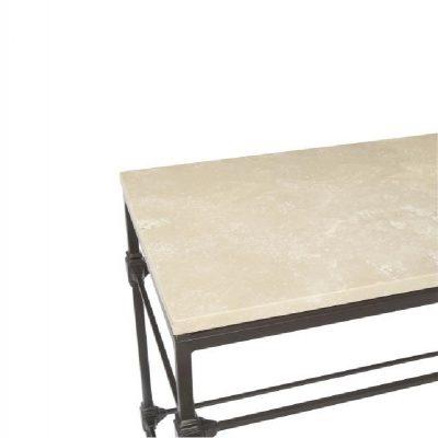 Ellsworth Metal Console Table Cabana Home