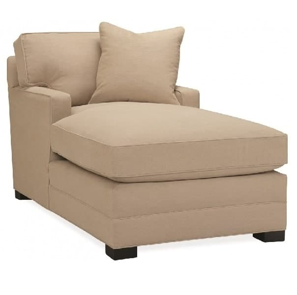 LEE Upholstered Chaise Lounge