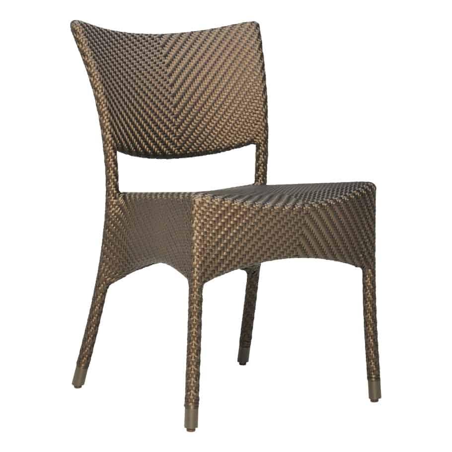 Shop. Shop Amari Dining Side Chair Bronze