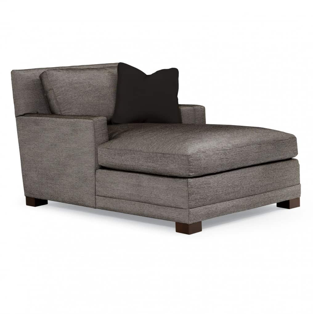 Chaise lounges cabana home for Armless chaise longue