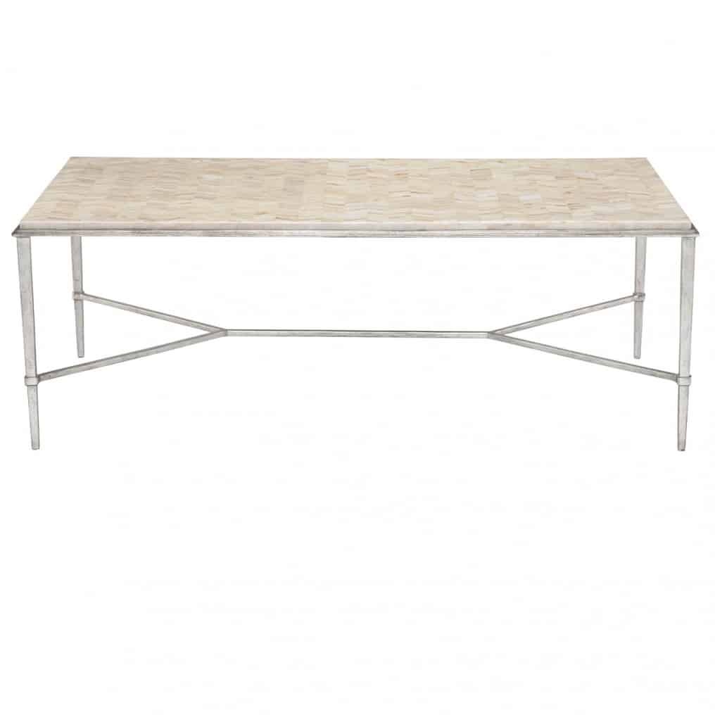 Ellsworth Metal Console Table Cabana Home
