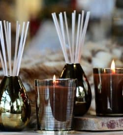 Candles, Diffusers & Votives