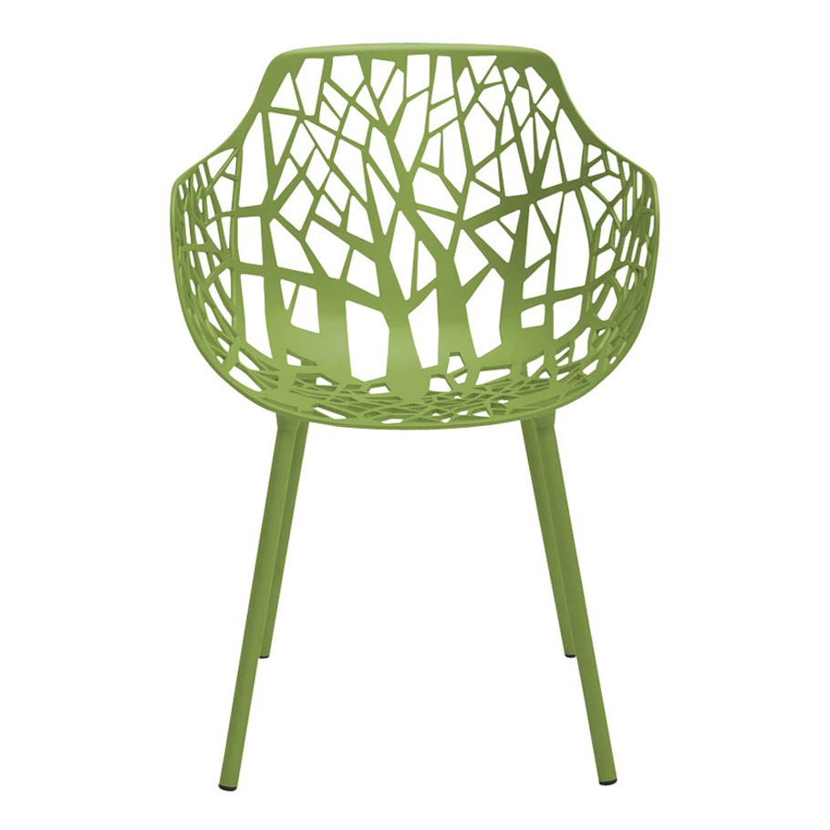 Forest Arm Chair Olive Green