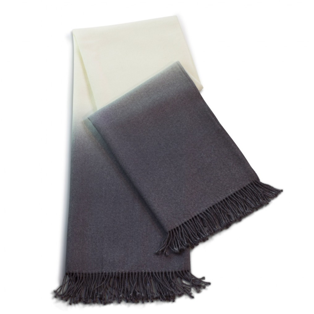 alpaca throw pewter