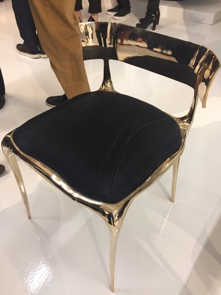 Paul Mathieu chair