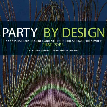 Press - 805 Living Dec2011 - Party By Design - 2