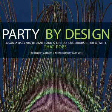 Press - 805 Living Dec2011 - Party By Design - 2