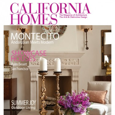 California Homes - Modern Andalusian in Montecito