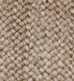 large weave jute rug