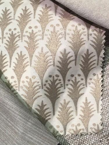 Silkworks' shimmering prints for indoors or out