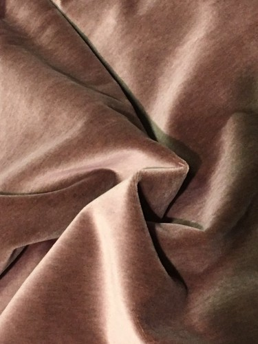 Luscious silk & cashmere velvet from Fortuny
