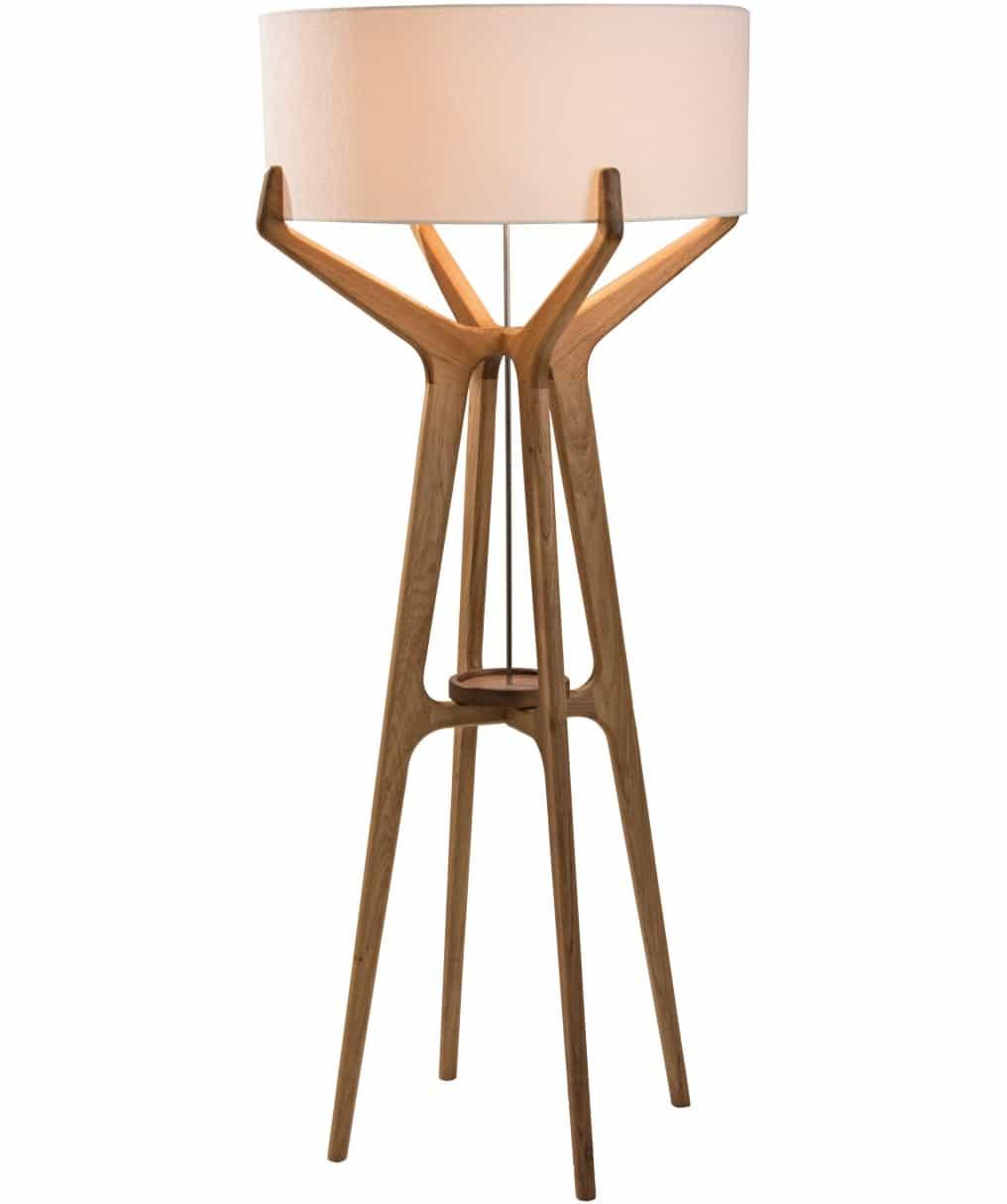 midcentury modern floor lamp