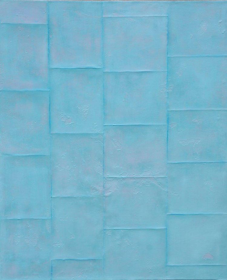 """""""Blue #2"""" by Robyn Geddes"""